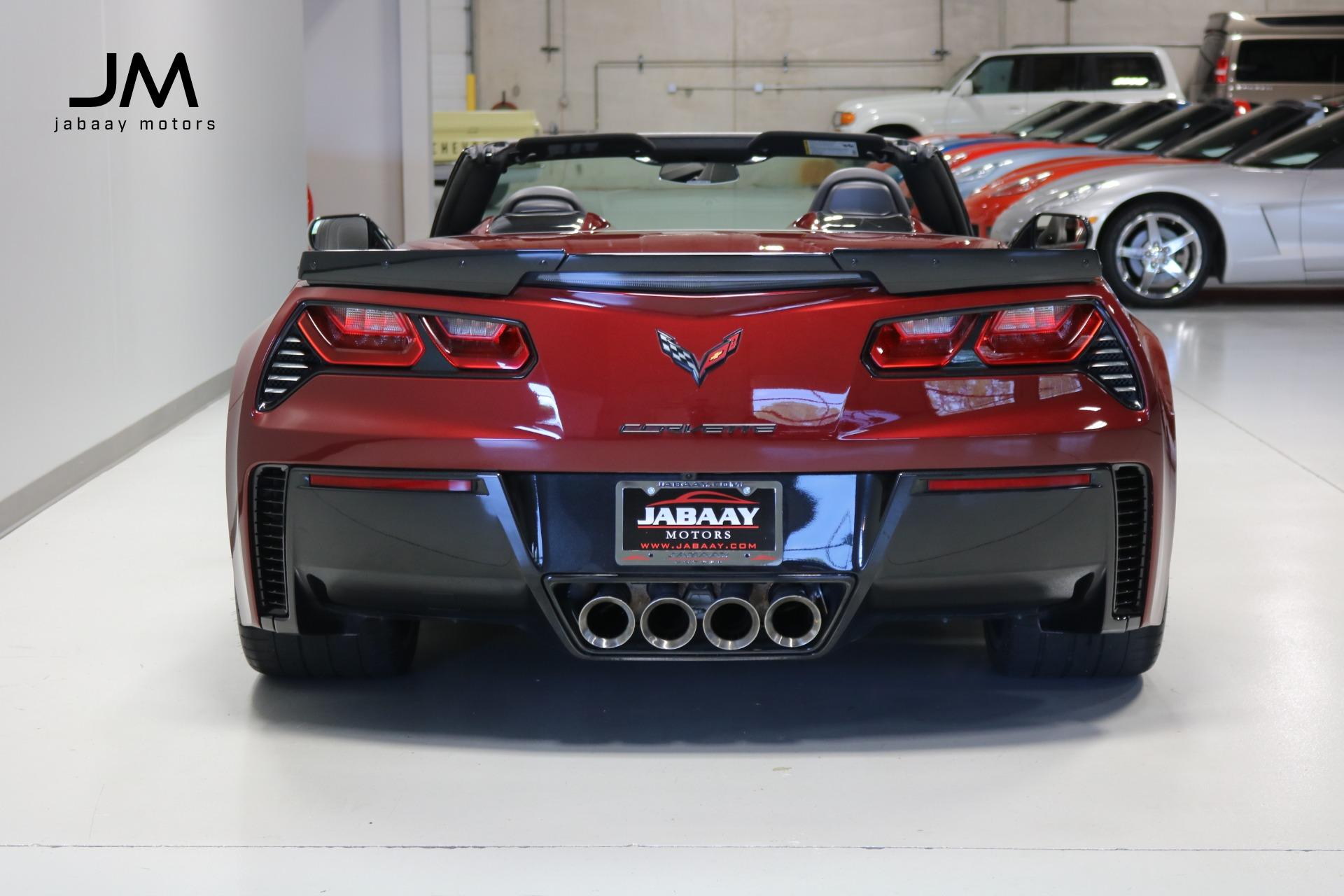 Used 2018 Chevrolet Corvette Grand Sport 2dr Convertible W 2lt For Sale Sold Jabaay Motors Inc Stock Jm7224