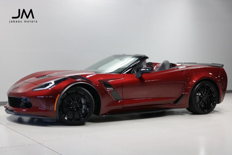Used 2018 Chevrolet Corvette Grand Sport 2dr Convertible w/2LT for sale $63,000 at Jabaay Motors Inc in Merrillville IN
