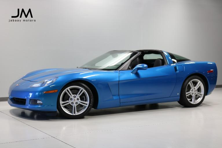 Used 2008 Chevrolet Corvette Base 2dr Coupe for sale $29,000 at Jabaay Motors Inc in Merrillville IN