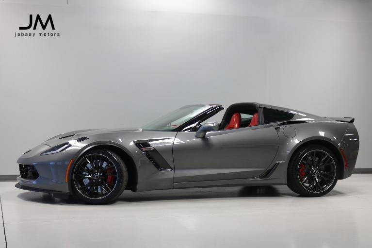 Used 2016 Chevrolet Corvette Z06 w/ 2LZ for sale $65,000 at Jabaay Motors Inc in Merrillville IN